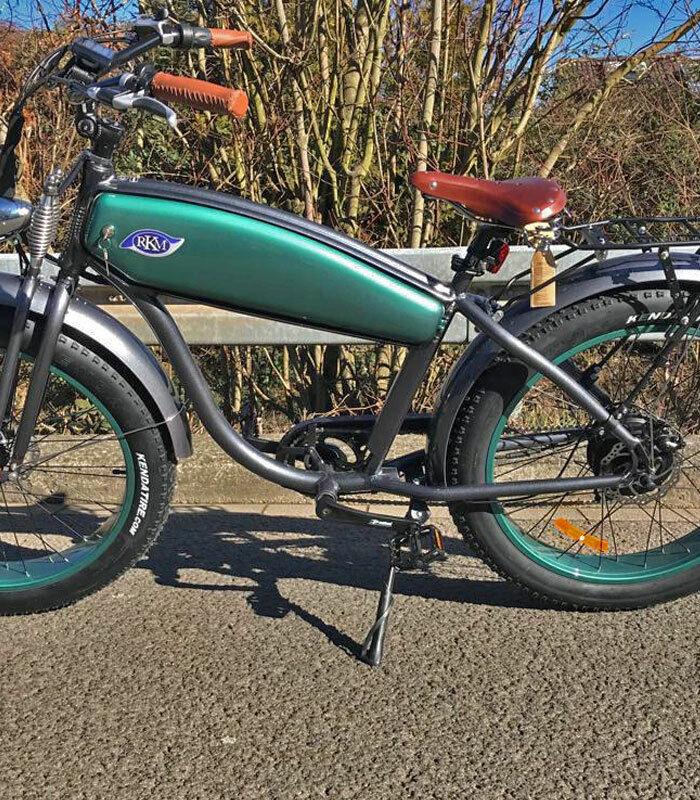 E-Bike, Fatbike, Elektrofahrrad, Pedelec, CityCruiser, 250Watt, BIG DAD