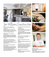 Licensed Carpenter Wanted Jim Williams Construction Peterborough