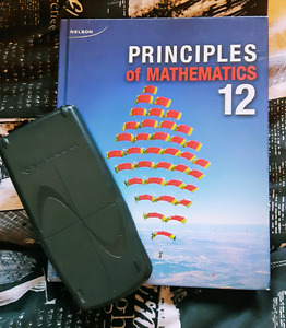 Nelson Principles of Mathematics 12