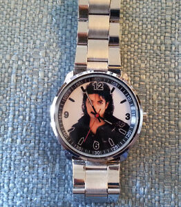 Michael Jackson Collector's Wrist Watch - never worn