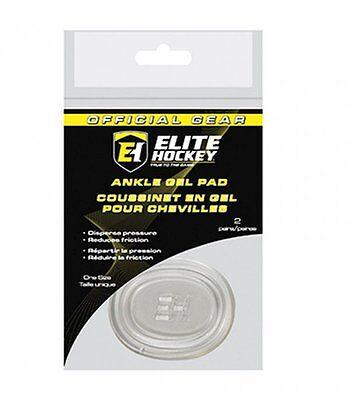 Elite Hockey Ankle Gel Pads - 2 Pair of Ankle Gel Pads