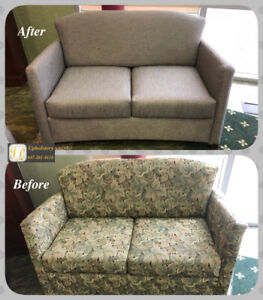 Chairs and Sofas Reupholstery Services