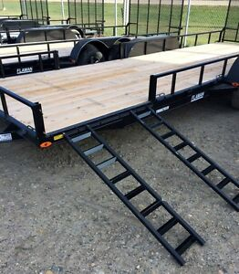 2016 Trailtech XL235-22SXS Utility Trailer