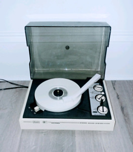 1970s SEARS Record Player LP Vintage