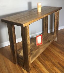 Rustic Sideboard, reclaimed wood!