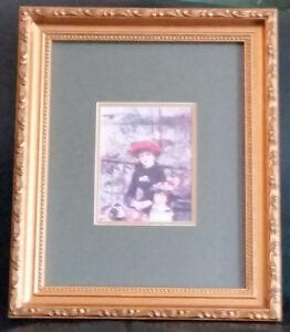FRAMED ART PRINT RENOIR West Island Greater Montréal image 1