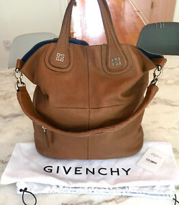 "GIVENCHY ""NIGHTINGALE SHOPPER TOTE"" 100% Authentic"