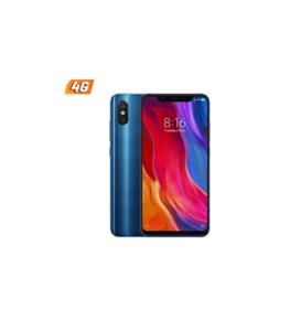"SMARTPHONE MÓVIL XIAOMI MI 8 BLUE - 6.21""/15.77CM - OC SNAPDRAGON 845 - 6GB RAM"