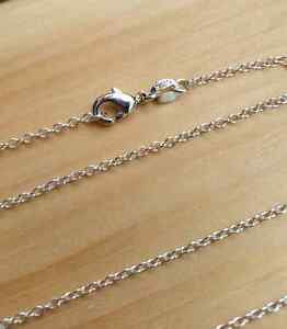 Fine Sterling Silver Chains