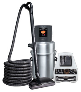 Central Vacuum Deluxe Kits for All Central Vacuum Systems