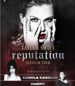Taylor Swift Aug 3, 7pm ROGERS Centre