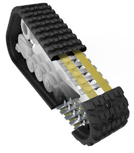 Rubber Tracks for Excavators, Loaders, Skidsteers Peterborough Peterborough Area image 1