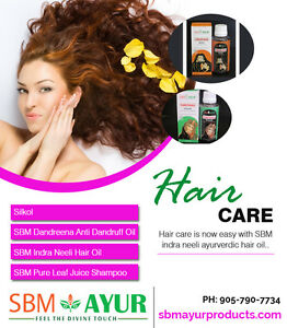 SBM Hair Care Products Online in Brampton