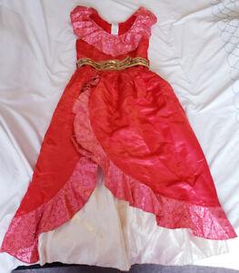 Disney Elena Castle Collection Dress (Size 11/12) - $40