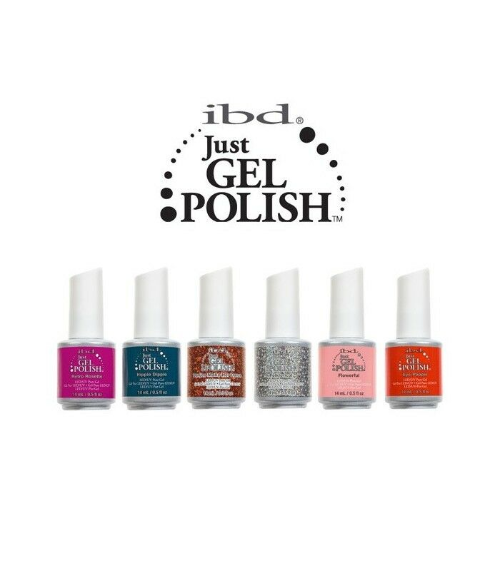 IBD Just Gel UV/LED Gel Polish 0.5oz