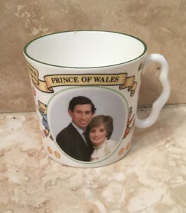 Lovely Bone China Royalty Mug
