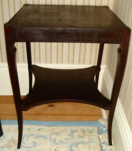 ATTRACTIVE ANTIQUE SIDE TABLE
