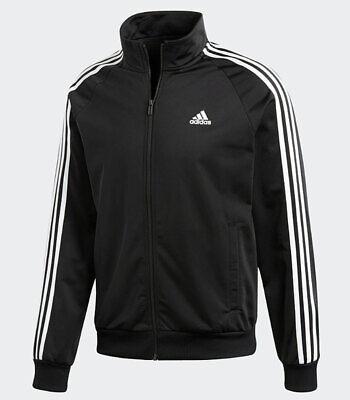 Adidas Essentials 3 Stripe Firebird Track Superstar Jacket Jacke NEU S M L XL  Adidas Track Jacket
