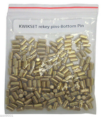 200 Pieces Pc Kwikset Rekey Bottom Pins 3 Locksmith Rekeying Pin Kits