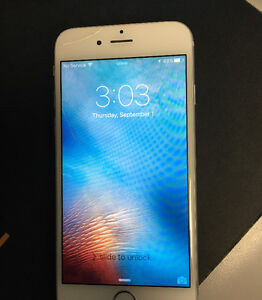 16g iPhone 6 for SALE $295 AS IS Stratford Kitchener Area image 1