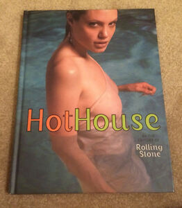 Hot House Hardcover by Rolling Stone Magazine