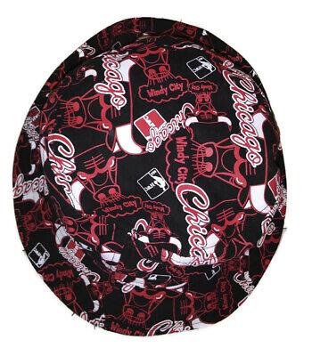 Chicago Bulls. Hardwood Classics 47 Brand windy City Bucket Hat. NBA Size L-XL
