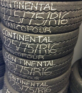 """16"""" USED TIRES @ TOP RATE TIRES !!!"""