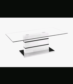 Brand New High Gloss Coffee Table