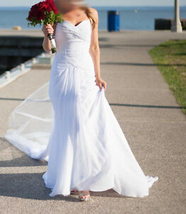 Wedding Dress, Used only once