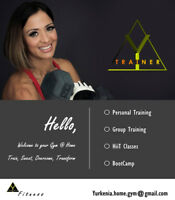Personal training, Boot camp & HIIT classes