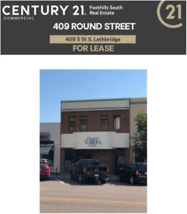 Rare Property Space for Lease  in Heart of Downtown (Must See*)