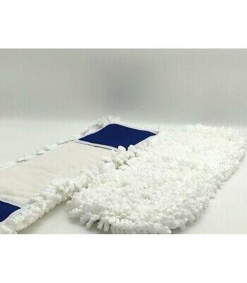 Pamex Recambio mopa 45 cm. Microfibra rizo blanco S303