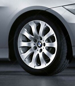 BMW 3 Series winter tire package 2007-2011