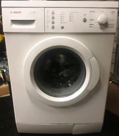 BOSCH Washing Machine Free **Repair or Spare Parts**