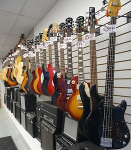 Weekly Guitar Sale At First Stop Swap Shop!