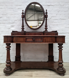 Victorian Dressing Table (DELIVERY AVAILABLE)