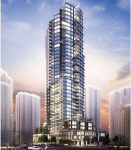 2 Br luxury Condo in Downtown - Soon to be completed!