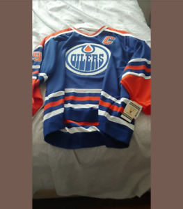 san francisco 45be8 907c1 Gretzky Signed Jersey | Kijiji in Ontario. - Buy, Sell ...
