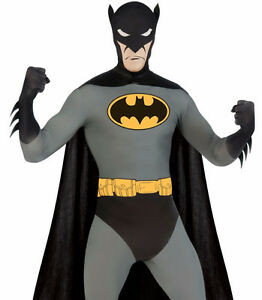 Batman adult halloween costume