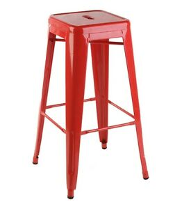$69 Tolix Style Industrial Bar Stool Barstool Counter Restaurant