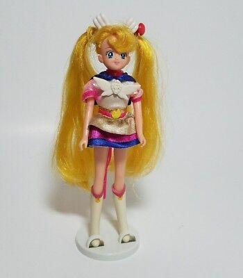 "Vintage 1996 Bandai Eternal Sailor Moon Dream Pocket 6"" Doll Figure"