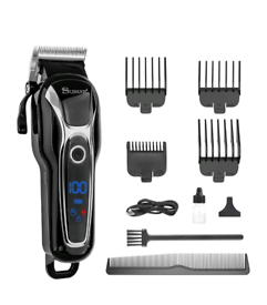Surker Professional Hair Clippers Hair Trimmer Cordless Clippers for M