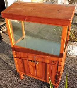 Glass Aquarium with Stand - for Sale - 150L Chiswick Canada Bay Area Preview