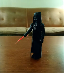 Nice Vintage Kenner Star Wars Darth Vader figure