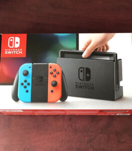 New Nintendo Switch and Mario Kart  for sale