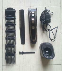 Rechargeable Hair Clipper | Perfect condition (3-30mm)