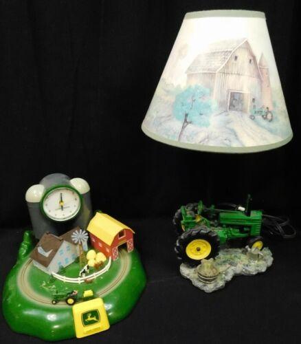 RARE JOHN DEERE Tractor Lamp