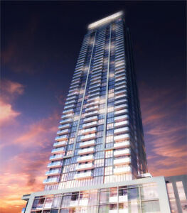 NEW Condo never lived in/Mississauga City Centre