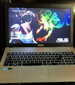 ASUS N56VZ, i7, 12GB RAM, 480GB SSD, Bluray, 2GB GPU, Subwoofer