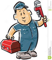 Certified and Experienced Plumber 15+years Experience